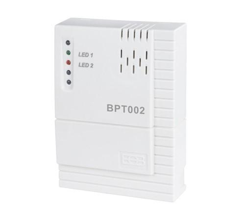 Bezprzewodowy odbiornik naścienny BPT002