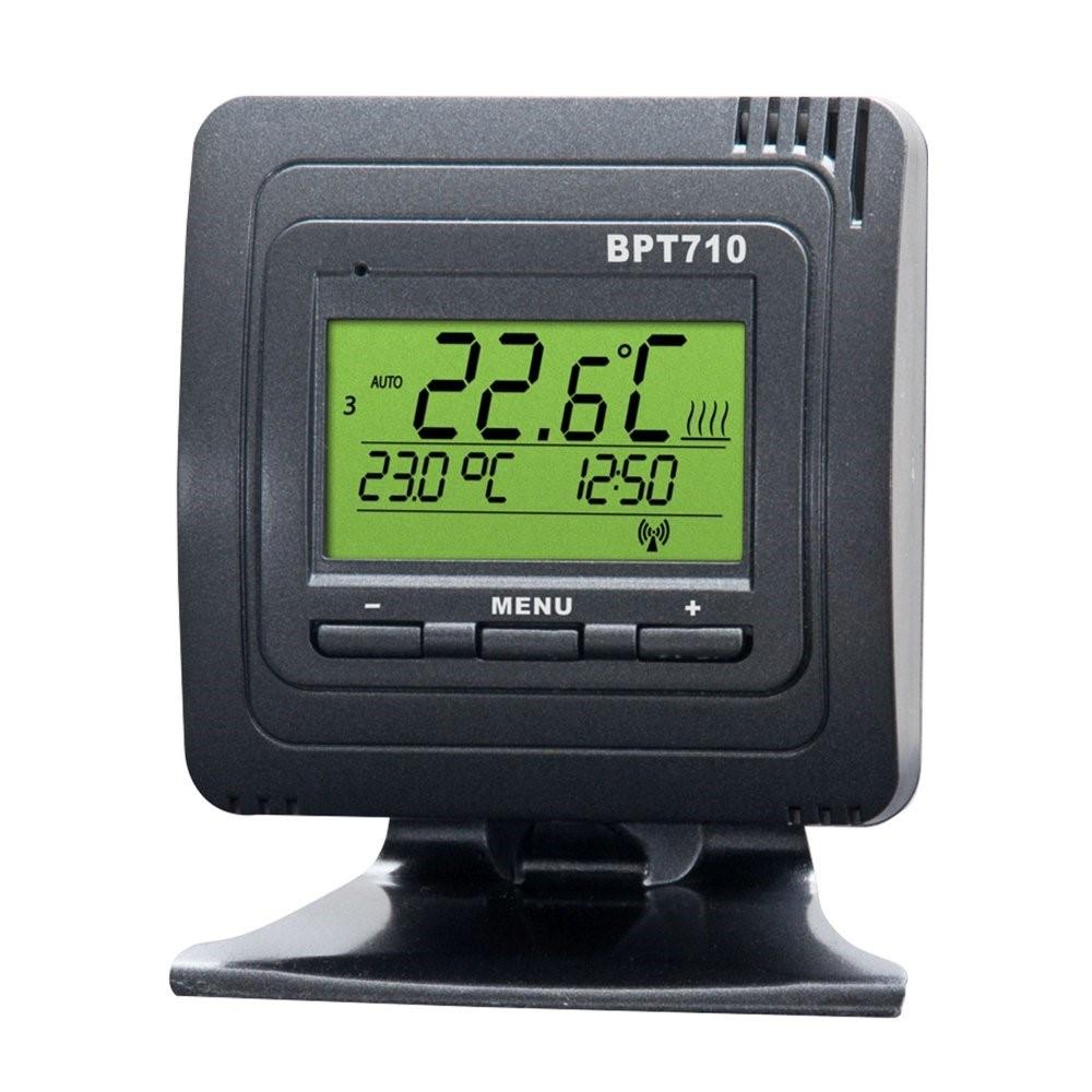 Termostat bezprzewodowy z podstawką – nadajnik  BPT 710-1-5