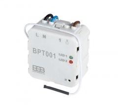Bezprzewodowy odbiornik BPT001- instalacja w puszce