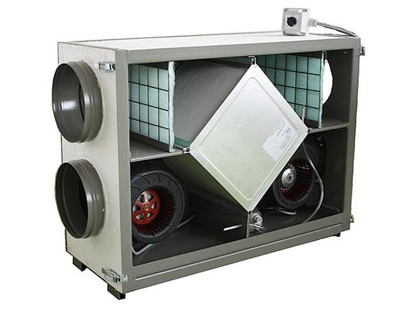 Centrale wentylacyjne z odzyskiem ciepła